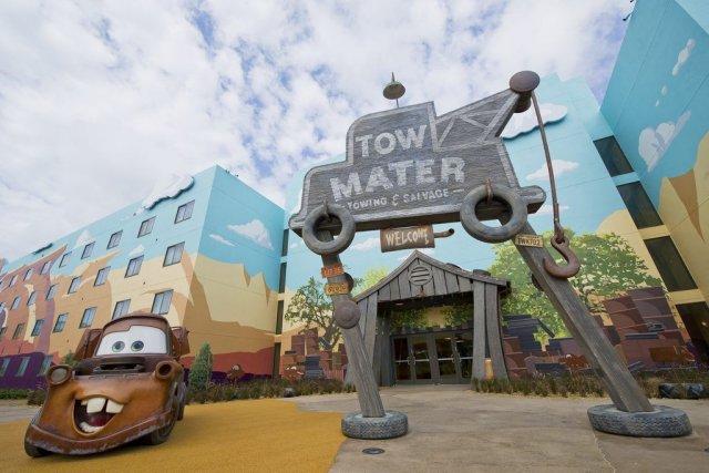 L'hôtel Art of Animation offre 864 chambres.... (Photo fournie par Disney)
