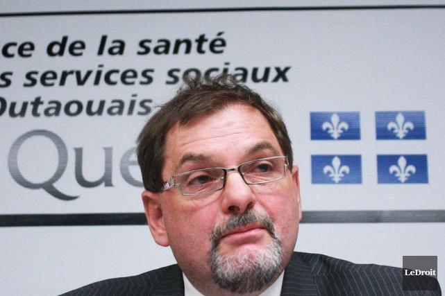 Le Dr Guy Morissette.... (ETIENNE RANGER, Archives Le Droit)