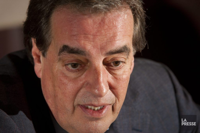Normand Rinfret... (Photo André Pichette, La Presse)