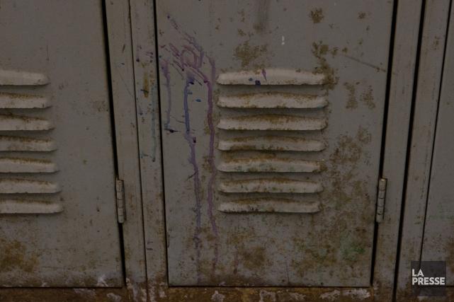 Des problèmes de moisissures au département de géographie de l'Université de... (Photo Ivanoh Demers, archives La Presse)