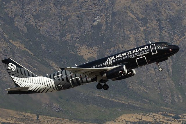 Un pilote d'Air New Zealand s'est endormi à deux reprises aux commandes d'un... (Photo Marty Melville, AFP)