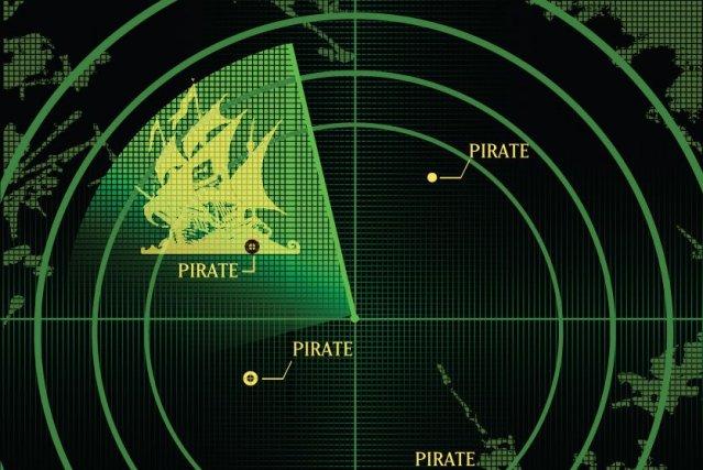 Les chasseurs de pirates sont aux aguets. L'industrie du film et de la  musique... (Infographie Le Soleil)