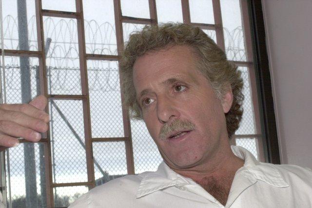 Raymond Boulanger, photographié en prison, en 2000.... (Photo d'archives Pierre Côté, La Presse)