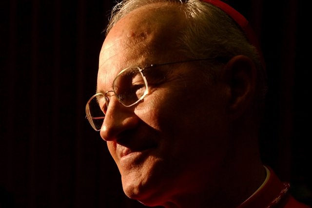 Le cardinal Marc Ouellet... (PHOTO AP)