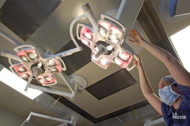 L'Institut de cardiologie de l'Université d'Ottawa innove en... (Photo Alain Roberge, Archives La Presse)