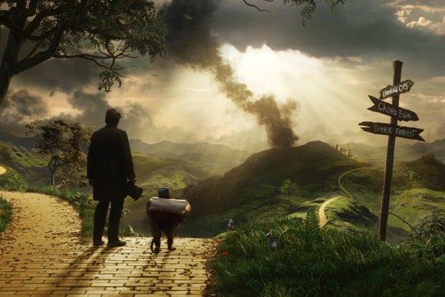 Sam Raimi a disparu du grand écran pendant quatre ans. Il revient avec  Oz: The... (Photo: fournie par Disney)