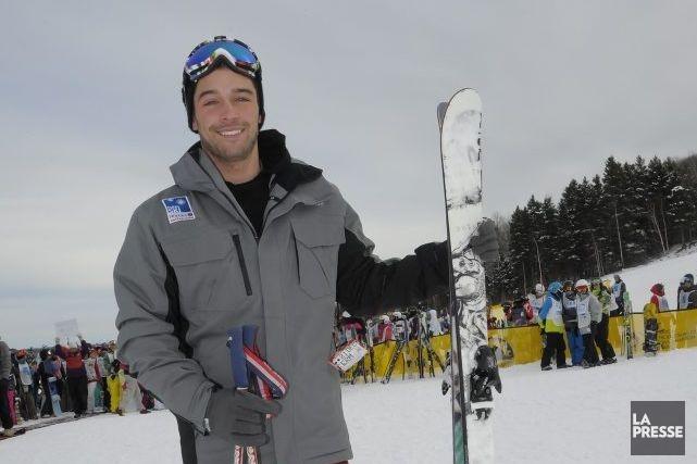 Joey Scarpellino... (Photo Le Quotidien)