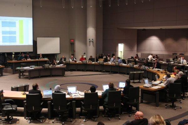 Un rapport devrait aboutir devant le conseil municipal... (Archives, LeDroit)