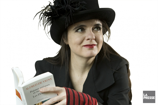 Amélie Nothomb... (Photo: David Boily, archives La Presse)