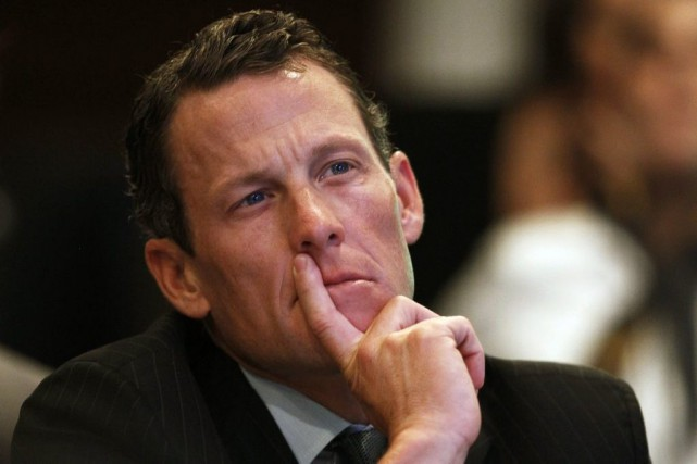 Lance Armstrong... (Photo archives Reuters)