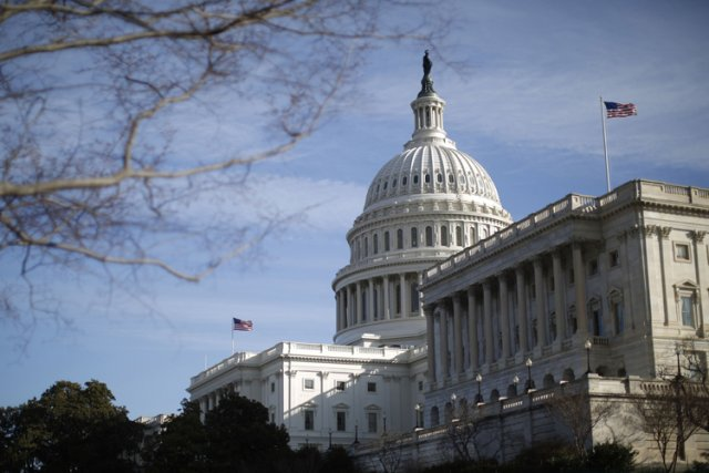 Les républicains de la Chambre des représentants ont déposé lundi un texte... (Photo: Reuters)