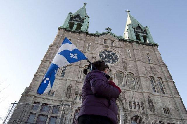 La réouverture probable de l'église du Très-Saint-Nom-de-Jésus est une très... (Photo: Robert Skinner, archives La Presse)