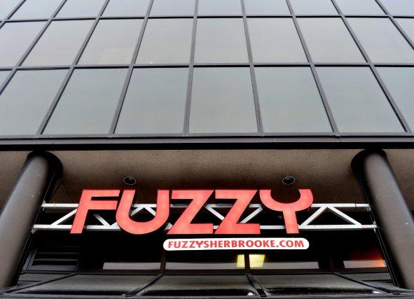 Moins d'un an après son ouverture dans la tourmente, le bar Fuzzy Sherbrooke a... (Imacom, Jocelyn Riendeau)