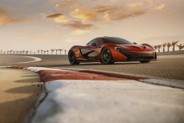 McLaren présentera l'hybride P1 au salon de Genève,... (Photo fournie par McLaren)