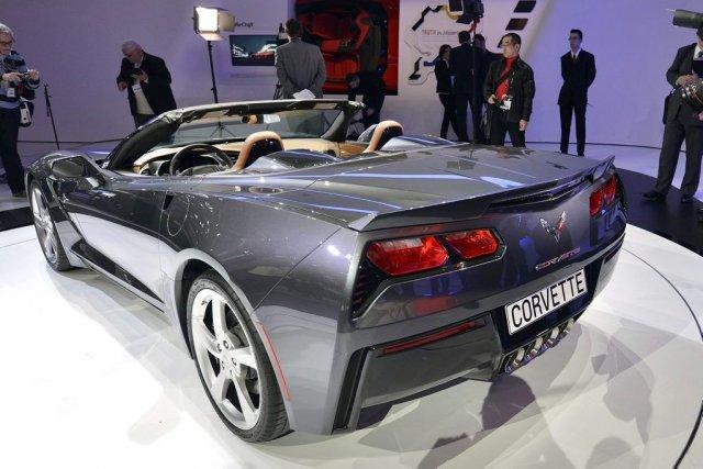 General Motors commencera à vendre ses modèles de... (Photo Martial Trezzini, Associated Press)