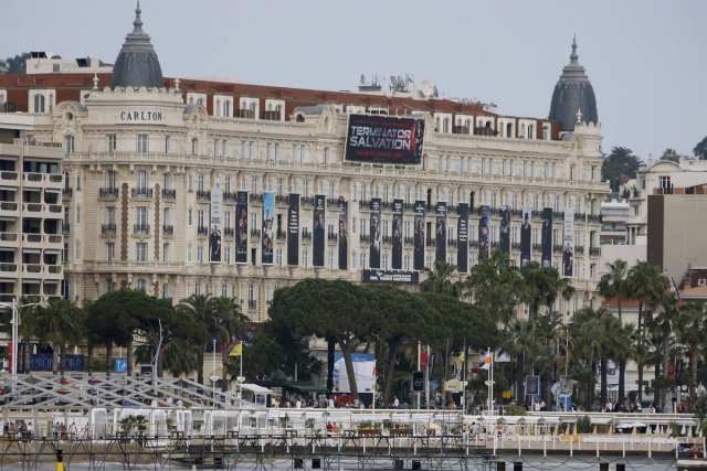 Le Carlton de Cannes... (Photo: archives Reuters)