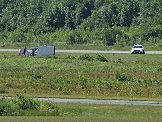 L'écrasement d'avion survenu le 10juillet dernier à l'aéroport de Sherbrooke,...