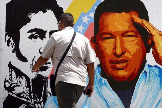 D'après vous, le président Hugo Chavez, qui est décédé mardi, a-t-il bien servi... (Photo: AFP)