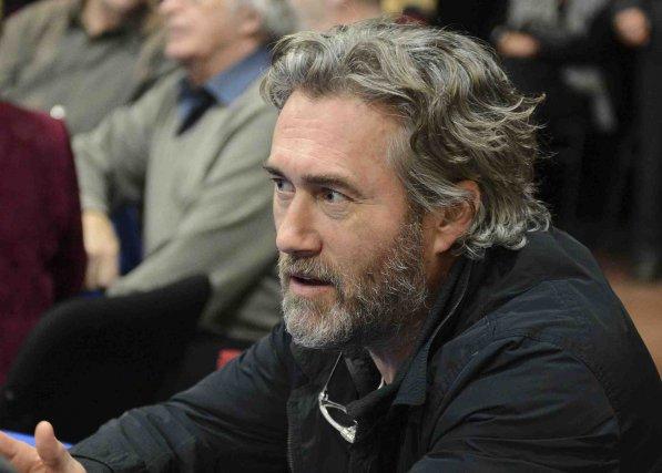 Roy Dupuis n'est pas du tout convaincu par... (Photo Jeannot Lévesque)