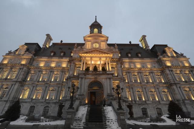Robert Lamontagne, directeur général intérimaire de la Ville de Montréal, sera... (Photo Bernard Brault, archives La Presse)