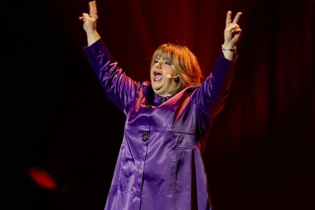 Lise Dion... (Photo: Hugo-Sébastien Aubert, La Presse)