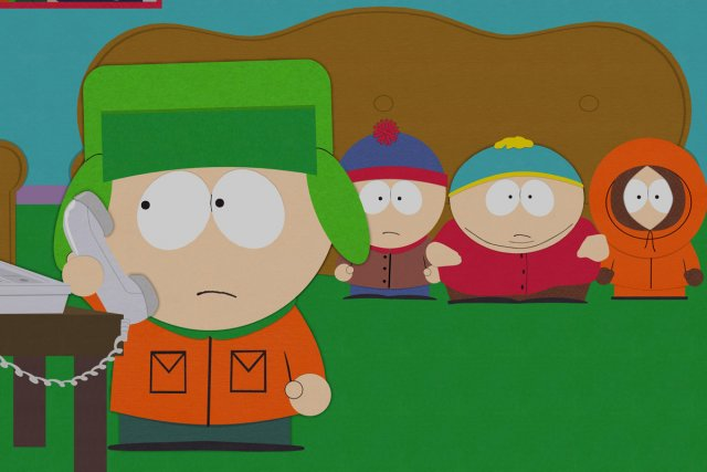 South Park... (Photo: fournie par Télétoon)