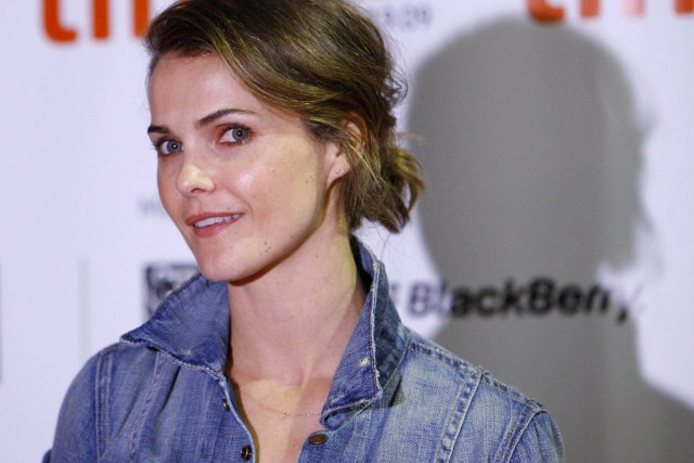 Keri Russell... (Photo: Reuters)