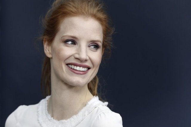 Jessica Chastain... (Photo: AFP)