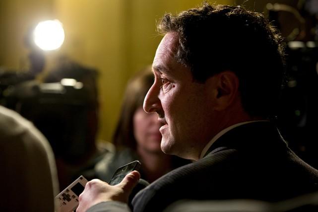 Michael Appelbaum dit avoir assez de se «battre... (Photo: Alain Roberge, La Presse)