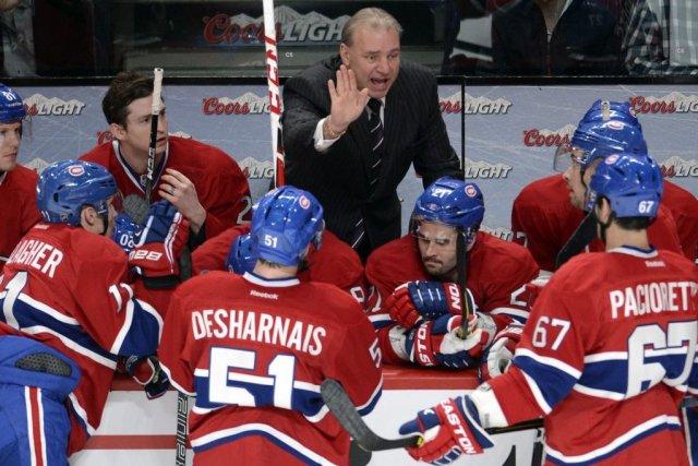 Le Canadien a réservé toute une surprise à... (Photo Bernard Brault, La Presse)