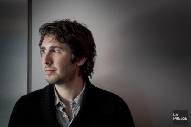 Josh Groban a coécrit certaines chansons de son... (Photo Marco Campanozzi, La Presse)