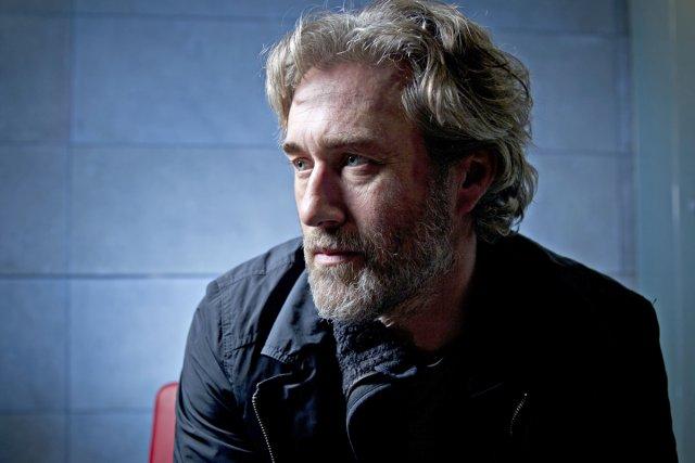 Reconnu comme un «homme de peu de mots», Roy Dupuis s'enflamme pourtant  dès... (Photo: Olivier Jean, La Presse)