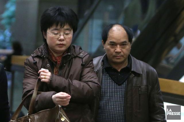 Sur cette photo d'archives, le père de Lin... (Photo: Martin Chamberland, archives La Presse)