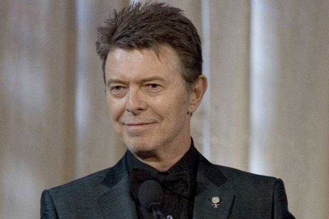 David Bowie... (Photo: AP)