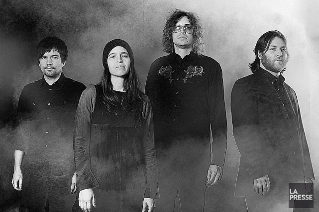 The Besnard Lakes... (PHOTO JESSICA EATON, ARCHIVES LA PRESSE)