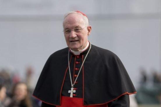 Le cardinal Marc Ouellet n'est pas déçu de... (Photo Andrew Medichini, AP)