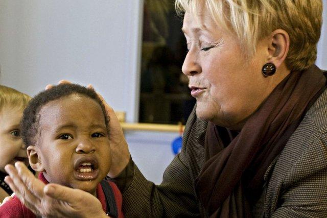 Au cours de la dernière campagne électorale, Pauline... (Photo Ivanoh Demers, Archives La Presse)