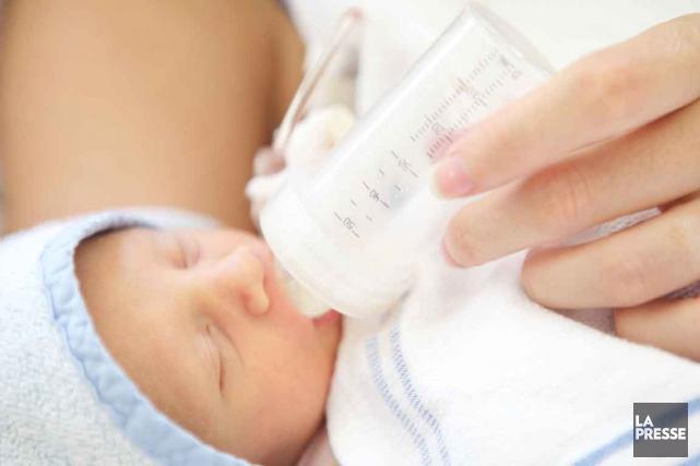 La Banque publique de lait maternel a pour... (Photothèque La Presse)