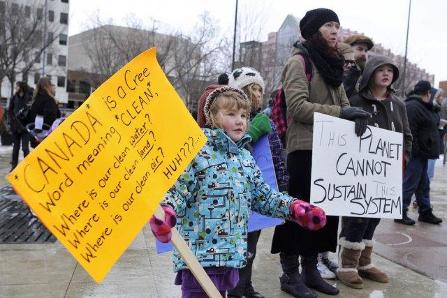 Plusieurs Américains sont contre l'importation chez eux de... (Photo: Dan Riedlhuber/Archives Reuters)