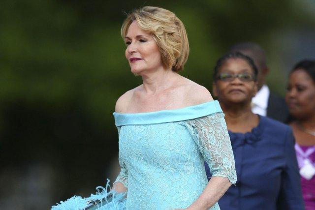 La chef de l'opposition sud-africaine, Helen Zille.... (Photo AFP)