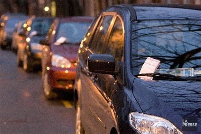 Plus de 18 000 dossiers, dont des centaines de contraventions pour lesquelles... (Photo: André Pichette, archives La Presse)
