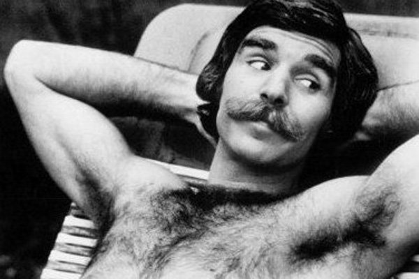 L'acteur pornographique Harry Reems... (Photo tirée de l'internet)