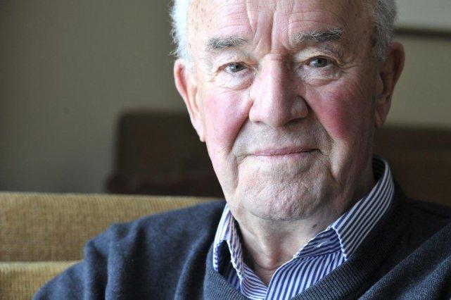L'ancien député libéral Gilles Morin... (Patrick Woodbury, LeDroit)