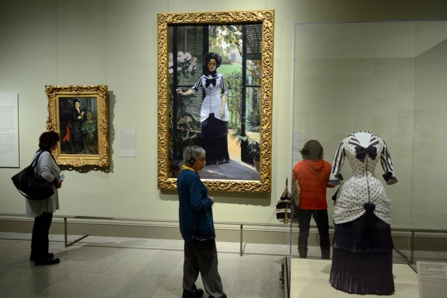Le Metropolitan Museum of Art de New York... (PHOTO STAN HONDA, AFP)
