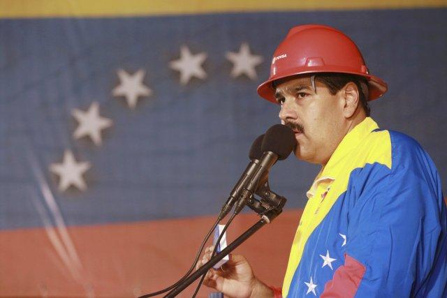 Cancer de Chavez «inoculé par des ennemis»: Maduro veut une enquête 664973-president-venezuelien-interim-nicolas-maduro