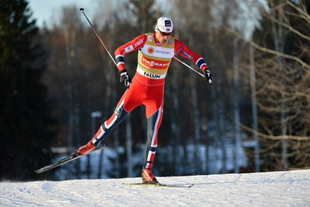 Petter Northug... (Photo Reuters)