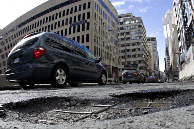 Si la Ville n'accorde pas le contrat d'approvisionnement... (Photo Olivier Jean, Archives La Presse)