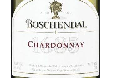 Western Cape 2011 Chardonnay Boschendal (Photo La Presse)