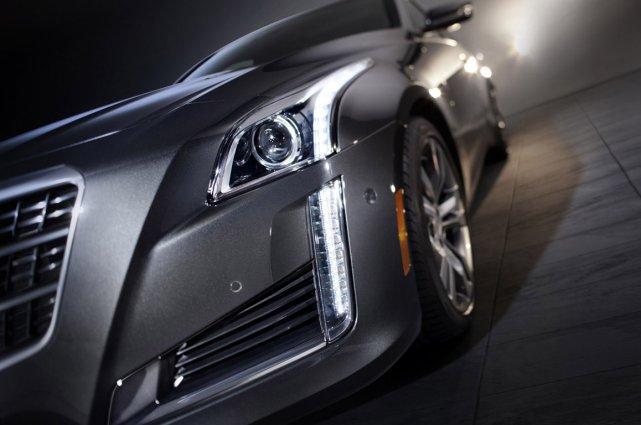 Certains clichés de la nouvelle Cadillac CTS ont... (Photo tirée d'internet)