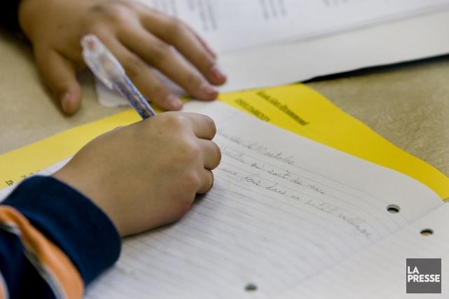 Sans statut, sans papiers, les enfants des immigrants illégaux voient les... (Photo Patrick Sanfaçon, La Presse)